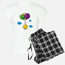 Ballon Smiley Pajamas