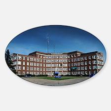 St Joseph Hospital Decal