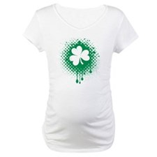 Irish Shamrock grunge Shirt