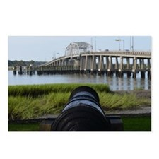 Beaufort Battery Postcards (Package of 8)