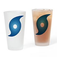 Hurricane Drinking Glass