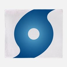 Hurricane Throw Blanket