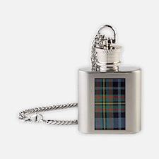 MacLellan Tartan Flask Necklace