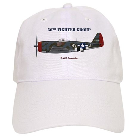 56th Fighter Group Cap