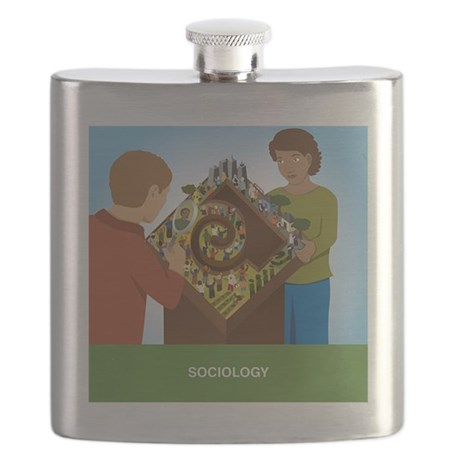 Drinking Glass Flask