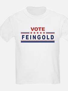 Russ Feingold in 2008 T-Shirt