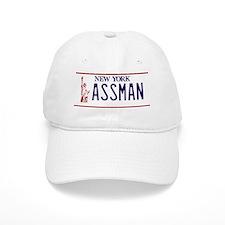 ASSMAN Baseball Cap