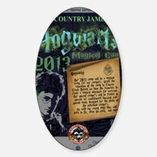 Hogwarts Poster Decal