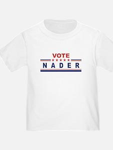 Ralph Nader in 2008 T