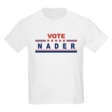 Ralph Nader in 2008 T-Shirt