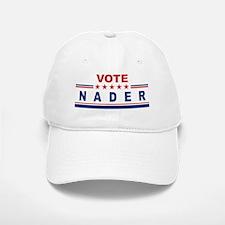 Ralph Nader in 2008 Baseball Baseball Cap