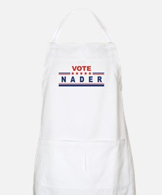 Ralph Nader in 2008 BBQ Apron
