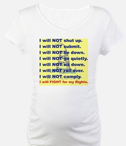 I WILL FIGHT FOR MY RIGHTS... Shirt