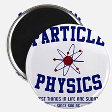 Particle Physics Magnet