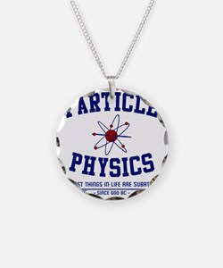 Particle Physics Necklace