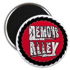 Demons Alley Fireball Magnet