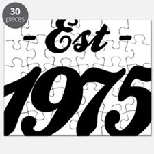 Established 1975 - Birthday Puzzle