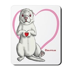 Heart Hands Mousepad