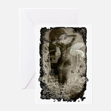 PerfectLoveTrust-Inverted2 Greeting Card