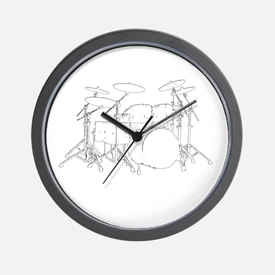 The tempo is what I say (TS-W) Wall Clock
