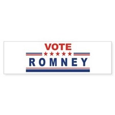 Mitt Romney in 2008 Bumper Bumper Sticker