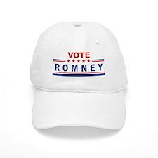 Mitt Romney in 2008 Baseball Cap