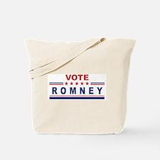 Mitt Romney in 2008 Tote Bag