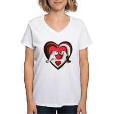 Ferrets in Heart Shirt