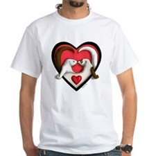Ferrets in Heart Shirt