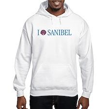 "I ""Shell"" Sanibel - Hoodie"