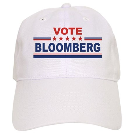 Michael Bloomberg in 2008 Cap