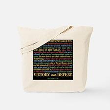 The Critic Tote Bag