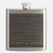 The Critic Flask