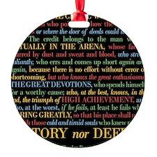The Critic Ornament