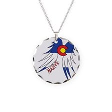 Native WIngs Necklace