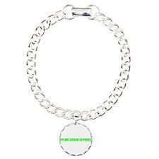 Spoiler Alert Charm Bracelet, One Charm