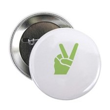 "GREEN PEACE 2.25"" Button (10 pack)"