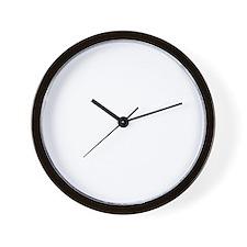 Baddest Class Ever 2013 Wall Clock