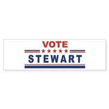 Jon Stewart in 2008 Bumper Bumper Sticker