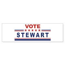 Jon Stewart in 2008 Bumper Car Sticker