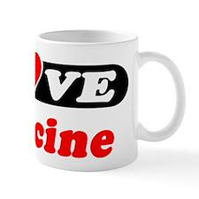 I Love Francine Mug