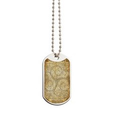 Wiccan Rede Dog Tags