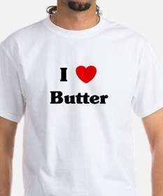 I love Butter Shirt