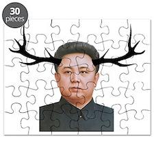 The Deer Leader Puzzle