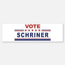 Joe Schriner in 2008 Bumper Bumper Bumper Sticker