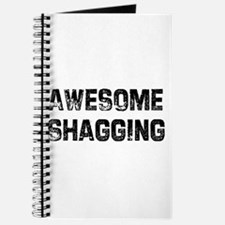 Awesome Shagging Journal