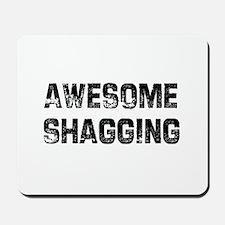 Awesome Shagging Mousepad