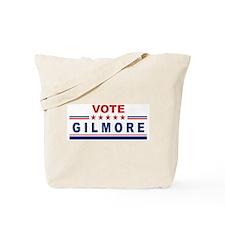 Jim Gilmore in 2008 Tote Bag