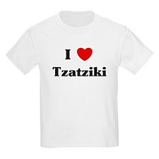 I love Tzatziki T-Shirt