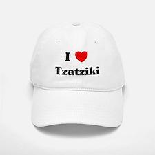 I love Tzatziki Baseball Baseball Cap
